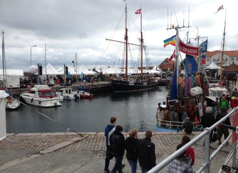 Folkemødet-Allinge-havn
